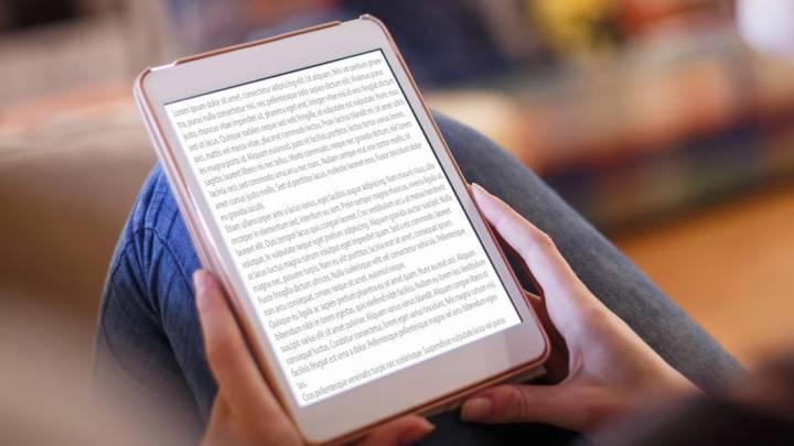 Obtener libros digitales a través de internet